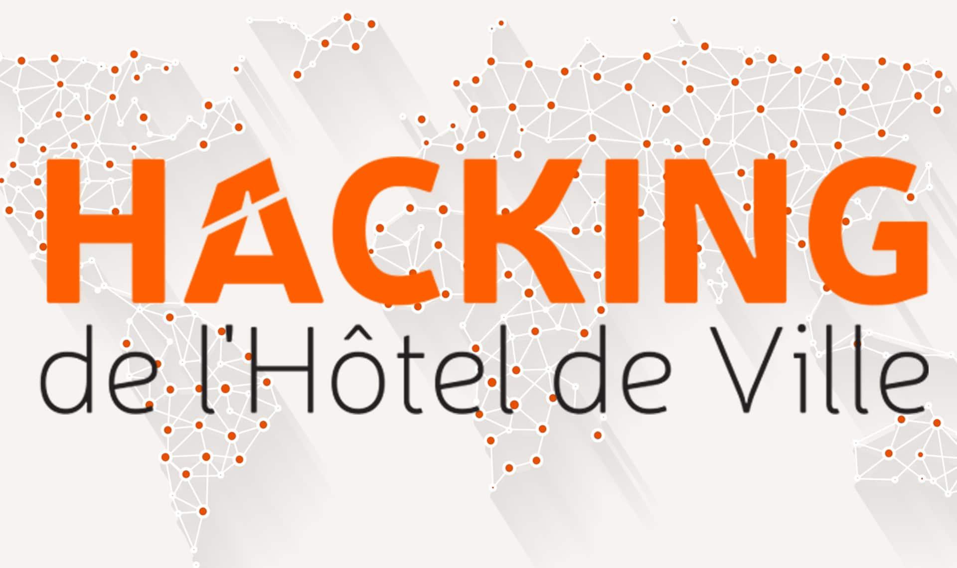 Illustration article Retrouvez-nous au Hacking de l'Hotel de Ville à Paris le jeudi 24 mars 2016