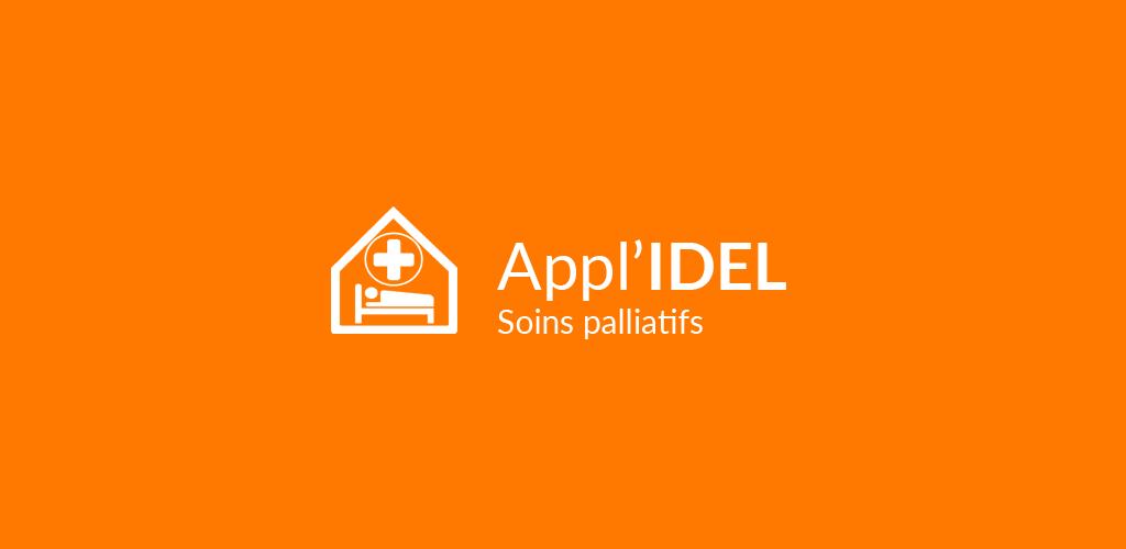 Illustration article InterStis développe Appl'IDEL pour les infirmières libérales auprès des patients en fin de vie.