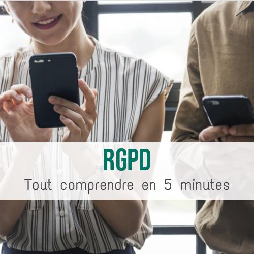 Illustration article Comprenez le RGPD en 5 minutes