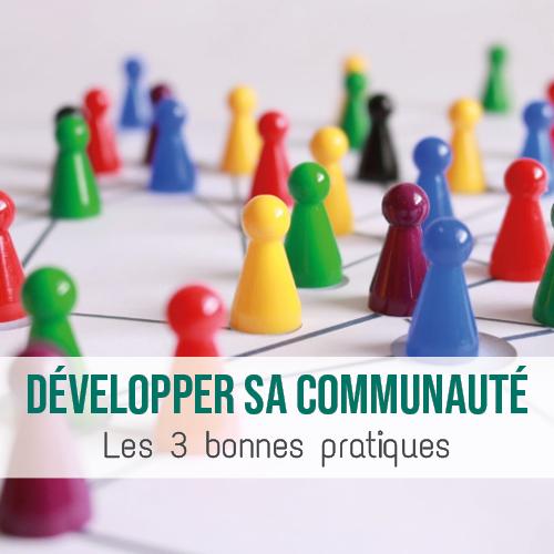 Illustration article Les bonnes pratiques pour développer sa communauté