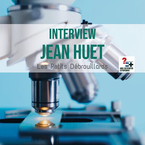 Illustration article Jean HUET : « Avec notre structure, je ne vois pas comment on aurait pu faire autrement. »