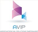 Logo client : AVIP Santé Travail
