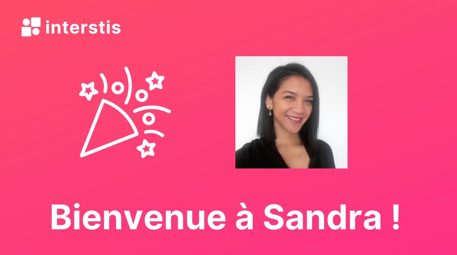 Illustration article Bienvenue à Sandra, notre nouvelle chargée marketing !