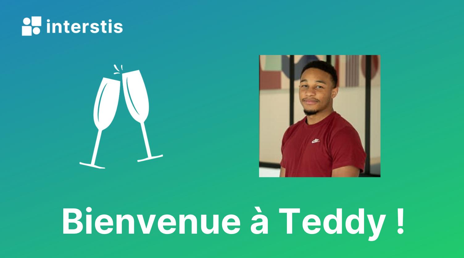 Illustration article Bienvenue à notre nouveau talent : Teddy !