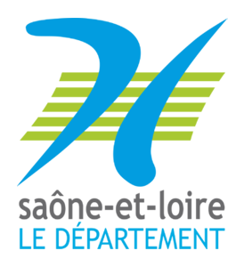 Logo client : Departement Saone et Loire