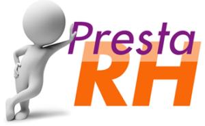 Logo client : Presta RH