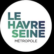 Logo client : CU le Havre Seine Métropole