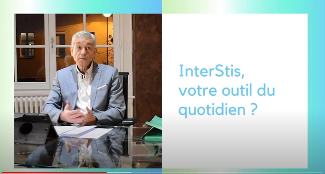 Illustration vidéo Interstis s'invite au Creusot avec le Maire, David Marti