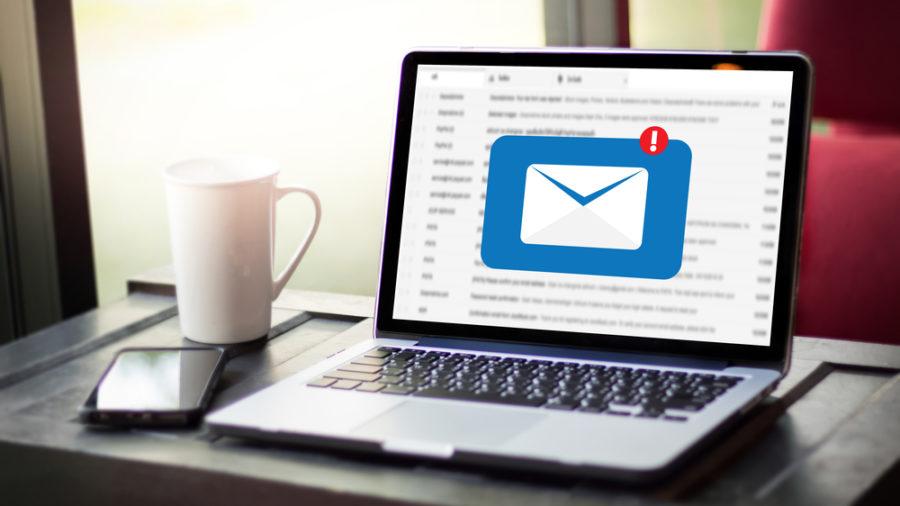 Illustration vidéo Pollution des mails: comment la réduire?